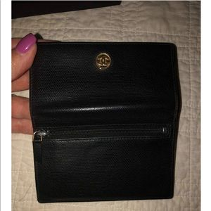 CHANEL Bags - Chanel small card and coin wallet✨MINT condition